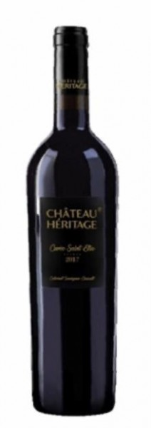 2015er Cuvée Saint Élie, Weingut Château Héritage, Bekaa Valley