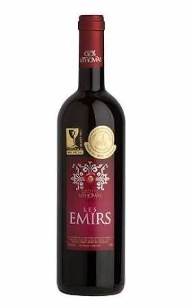 2013er Les Émirs, Weingut Clos St. Thomas, Bekaa Valley